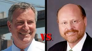 USA, ELEZIONI SINDACO DI NEW YORK 5/11/2013: BILL DE BLASIO VS JOE LOTHA (RISULTATI)